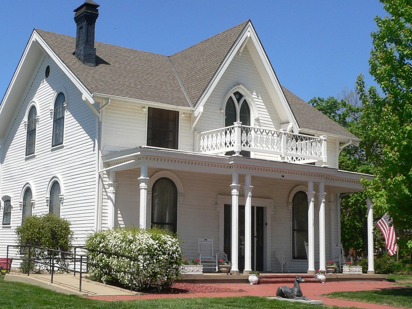 Amelia Earhart Birthplace Museum » Atchison, KS