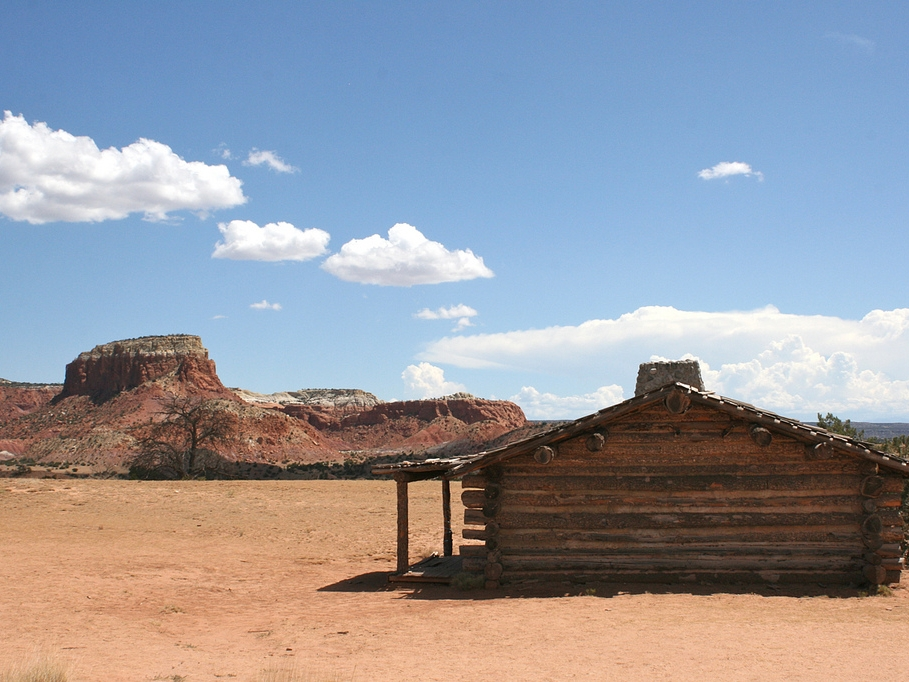 Ghost Ranch » Abiquiu, NM