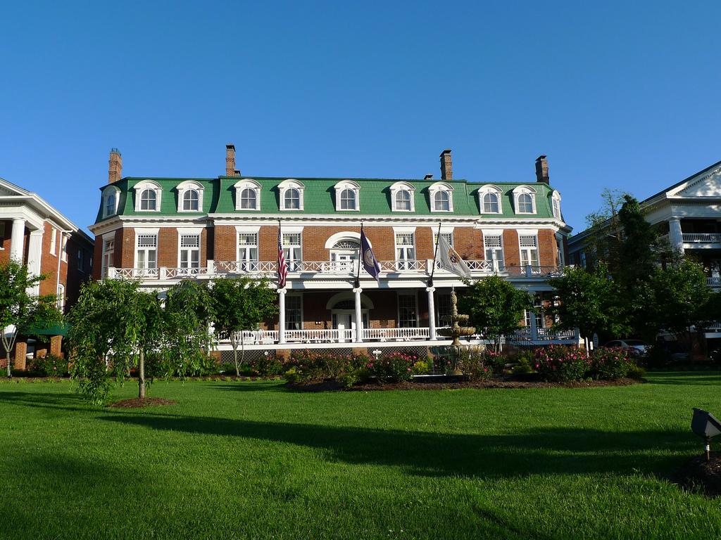 Martha Washington Inn & Spa » Abingdon, VA