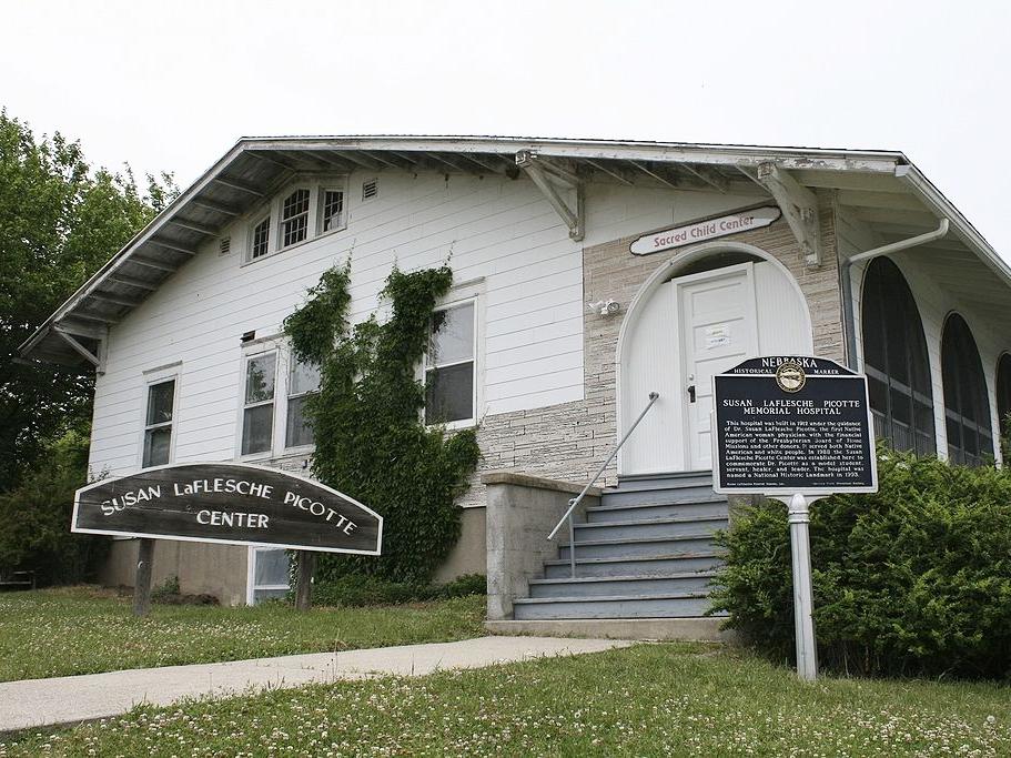 Dr. Susan LaFlesche Picotte Memorial Hospital » Walthill, NE