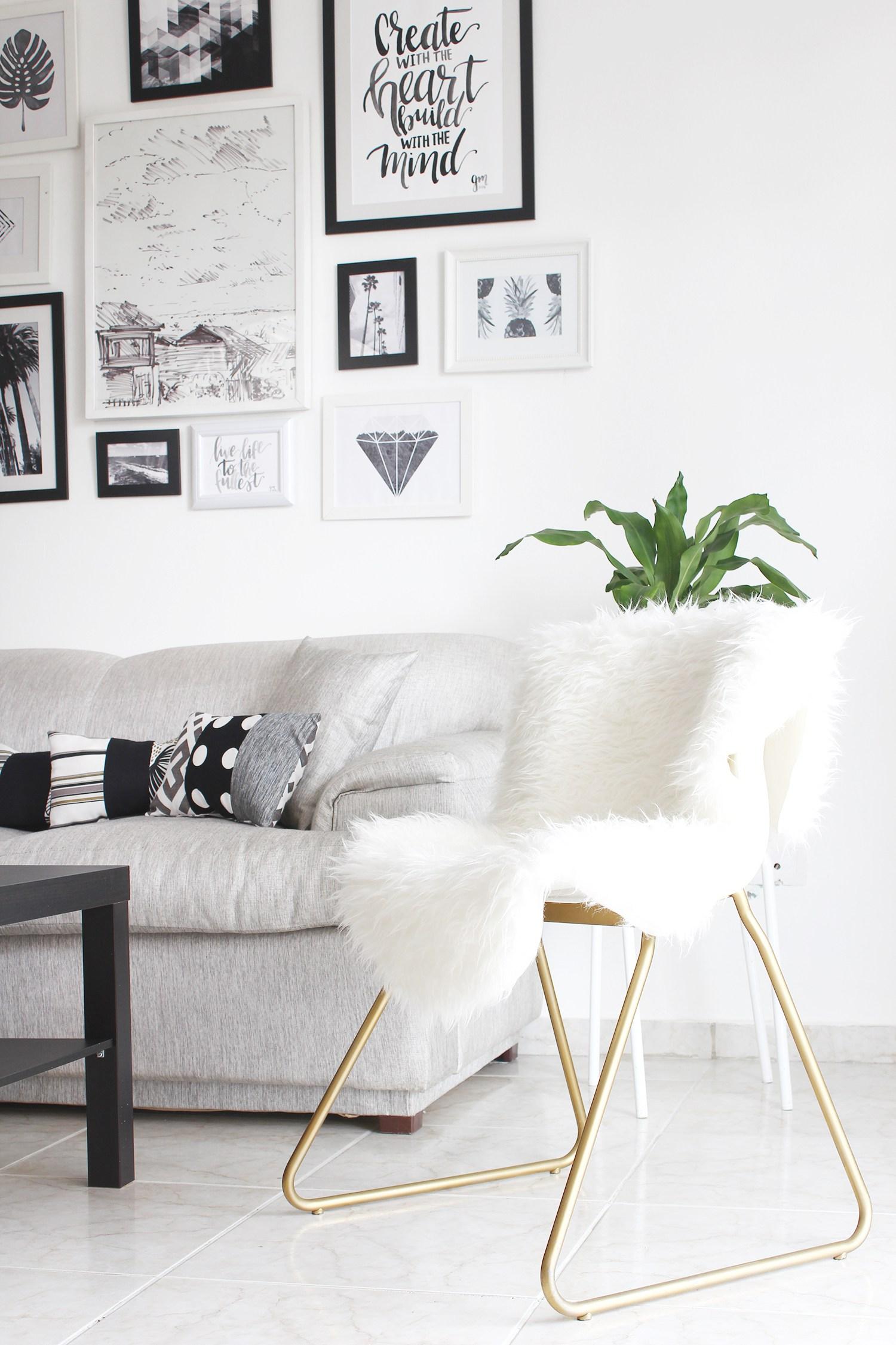 BERNHARD Chair + TEJN Rug