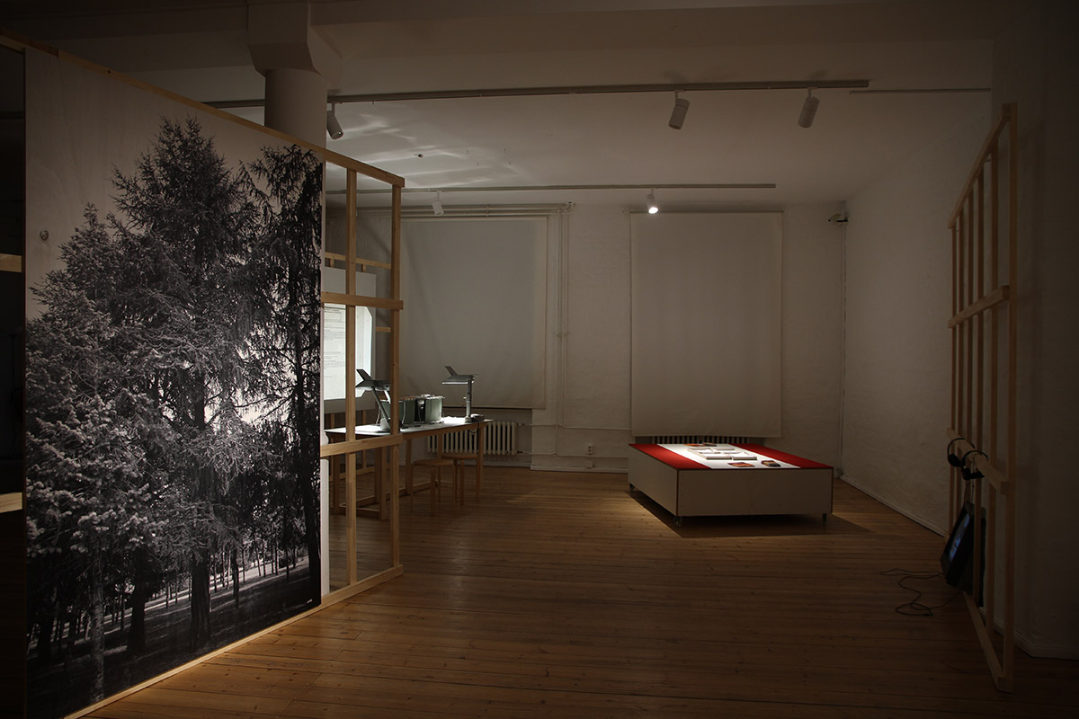 Installation view:  GUESTures , Kreuzberg Museum Berlin, until 28th July 2019