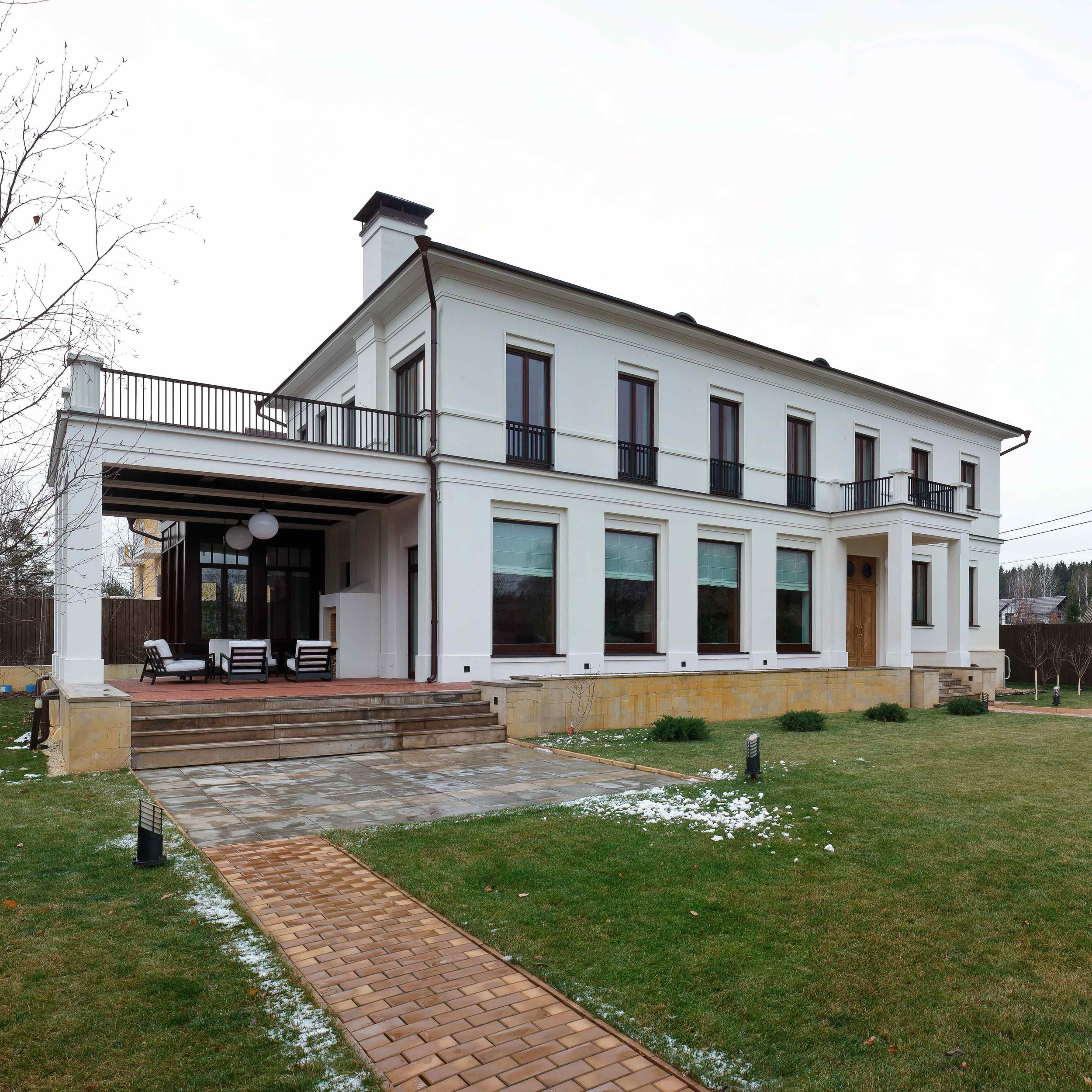 Дом в Семенково.