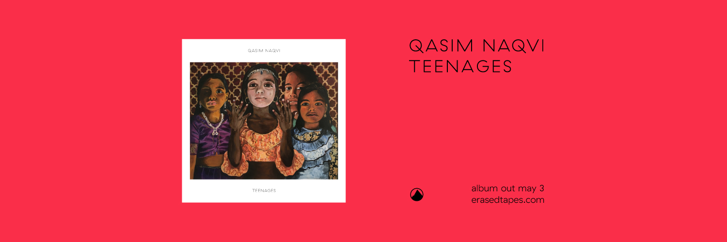 I'm very excited to announce my next album TEENAGES, which is coming out on  Erased Tapes  Records on May 3rd.  STEREOGUM  was kind enough to do a track premiere and you can listen to it on their site. Many many thanks to everyone who helped bring this record to life!