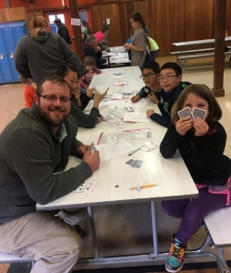 Libby Elementary  Lights On Afterschool!  Family Night, October 24, 2016