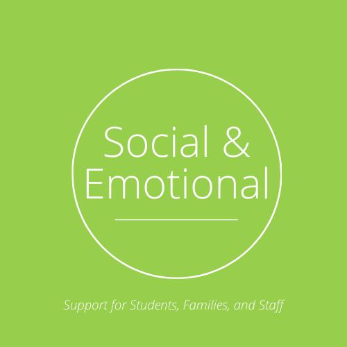 Social & Emotional Support (Copy)