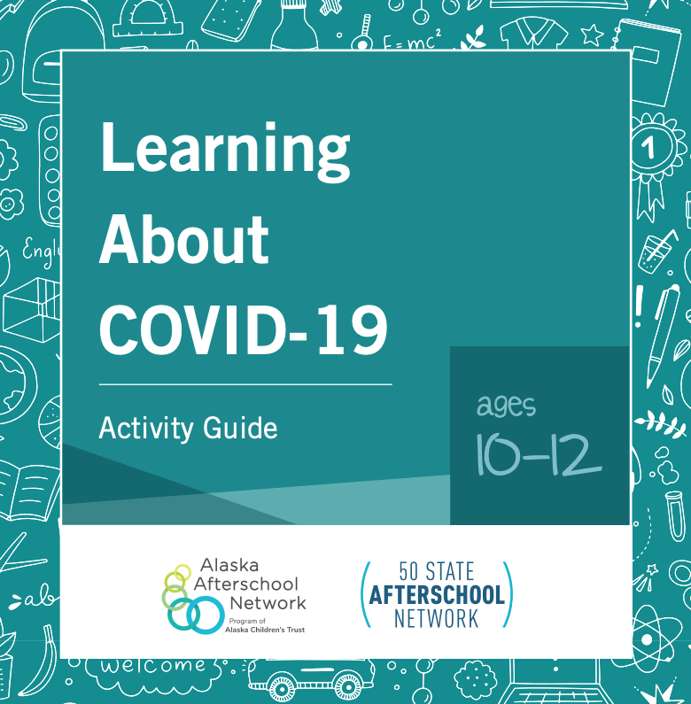 Check out the new Covid-19 Learning Activity Guides!