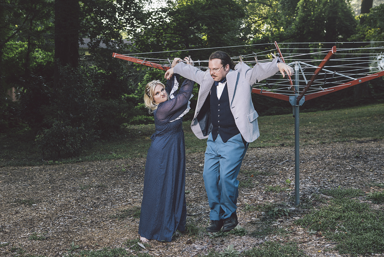 Atlanta Wedding Anniversary Photography