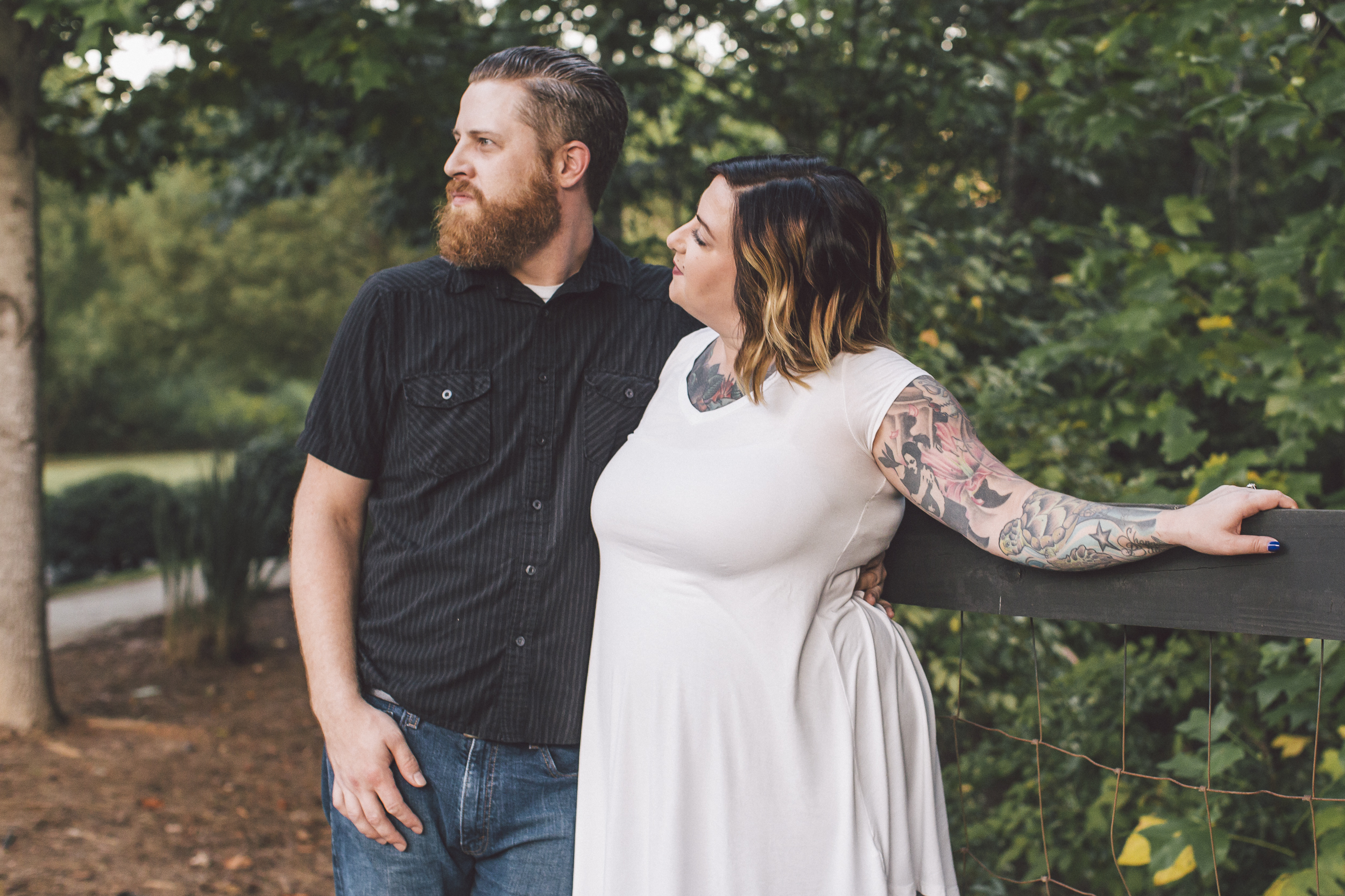 Atlanta Georgia Wedding Engagement