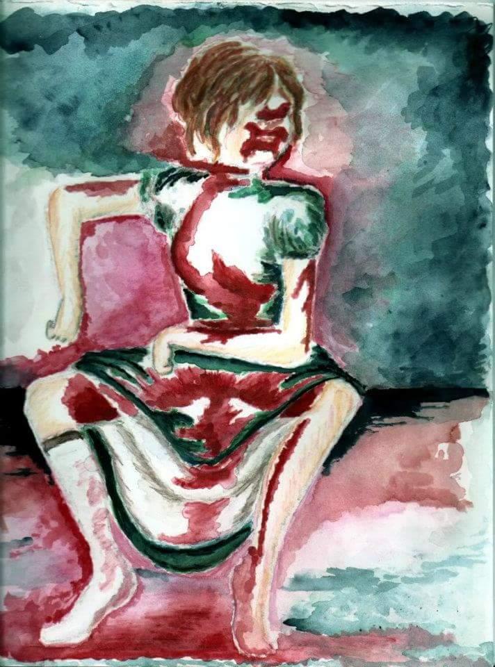"""""""Mary Kelly"""" By Cee Martinez"""