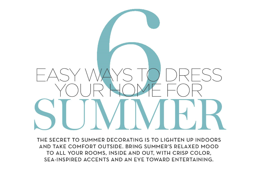 6 Ways to Dress Your Summer Home.PNG
