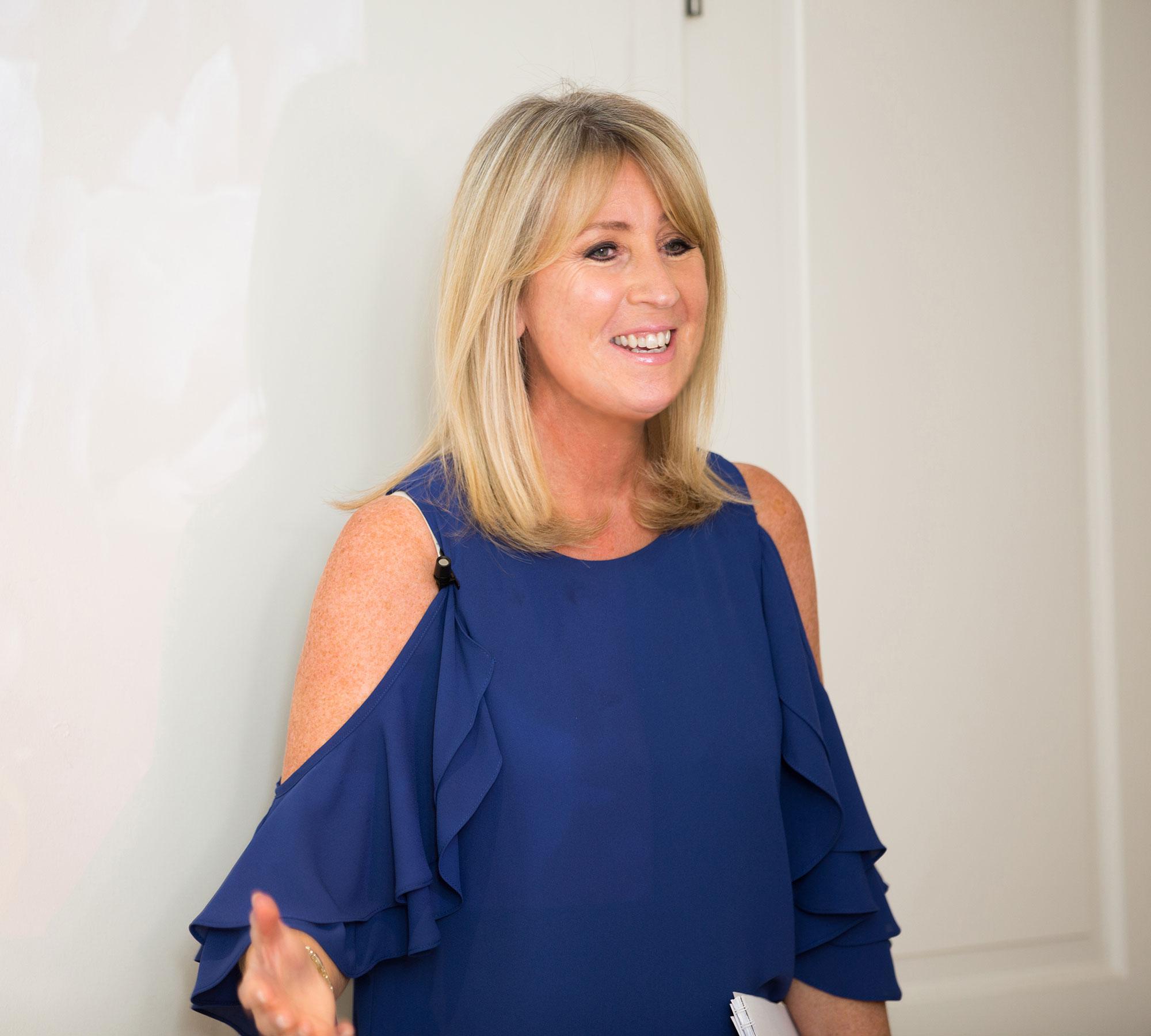 Belinda Furneaux-Harris Branding Expert