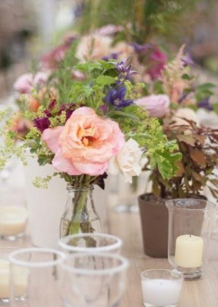 Calcot Manor flowers