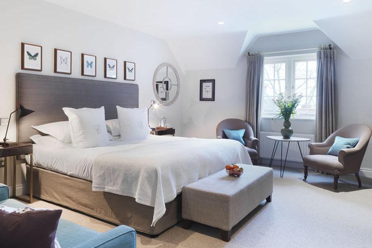Calcot Manor Hotel Bedrooms
