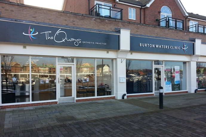 The Burton Waters Clinic, Lincoln, UK
