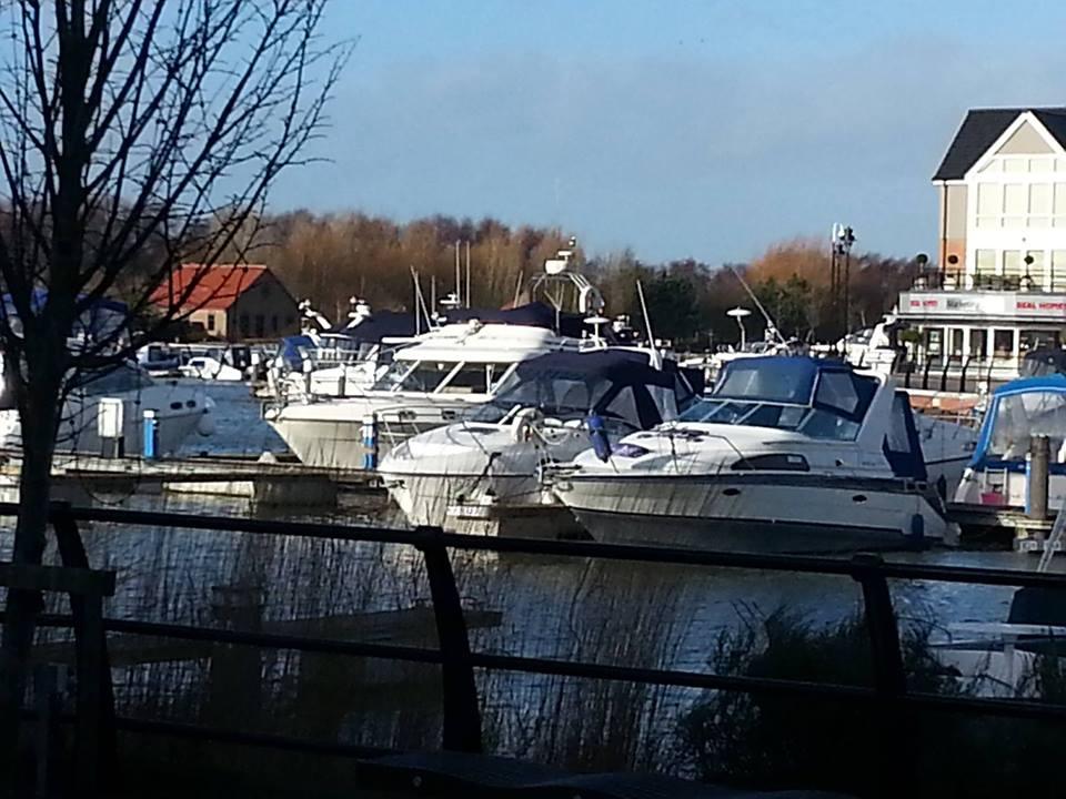 Burton Waters Marina, Lincoln