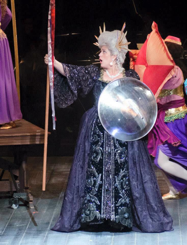 Woman with a Hat, Ghosts of Versailles, Wolf Trap Opera