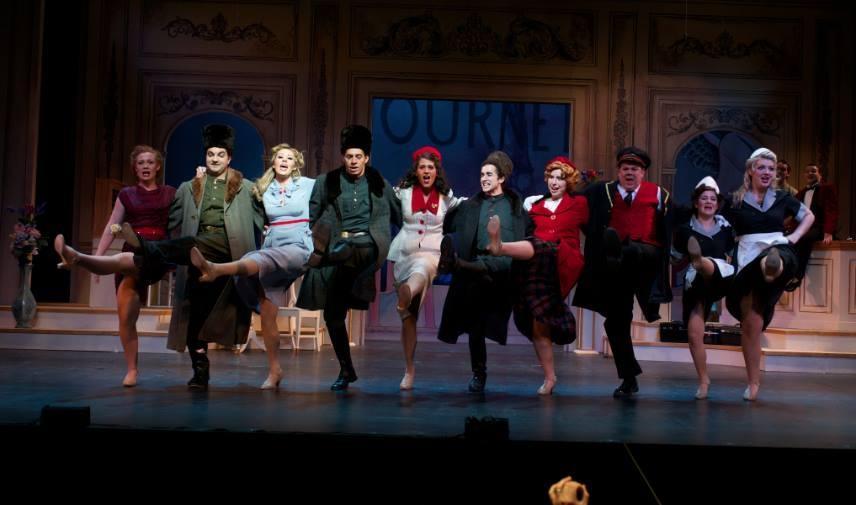 Silk Stockings, Ohio Light Opera