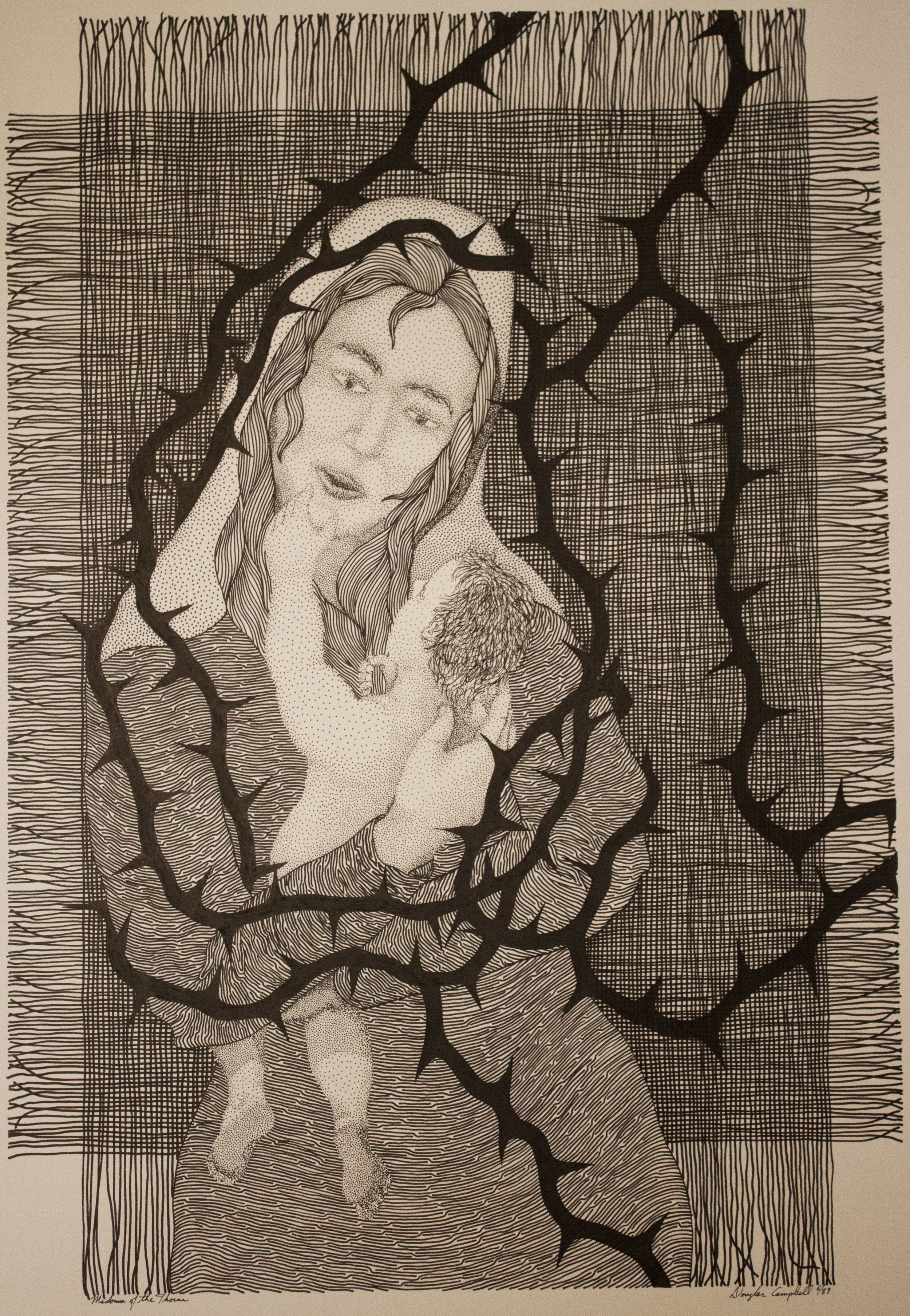 Madonna of the Thorns