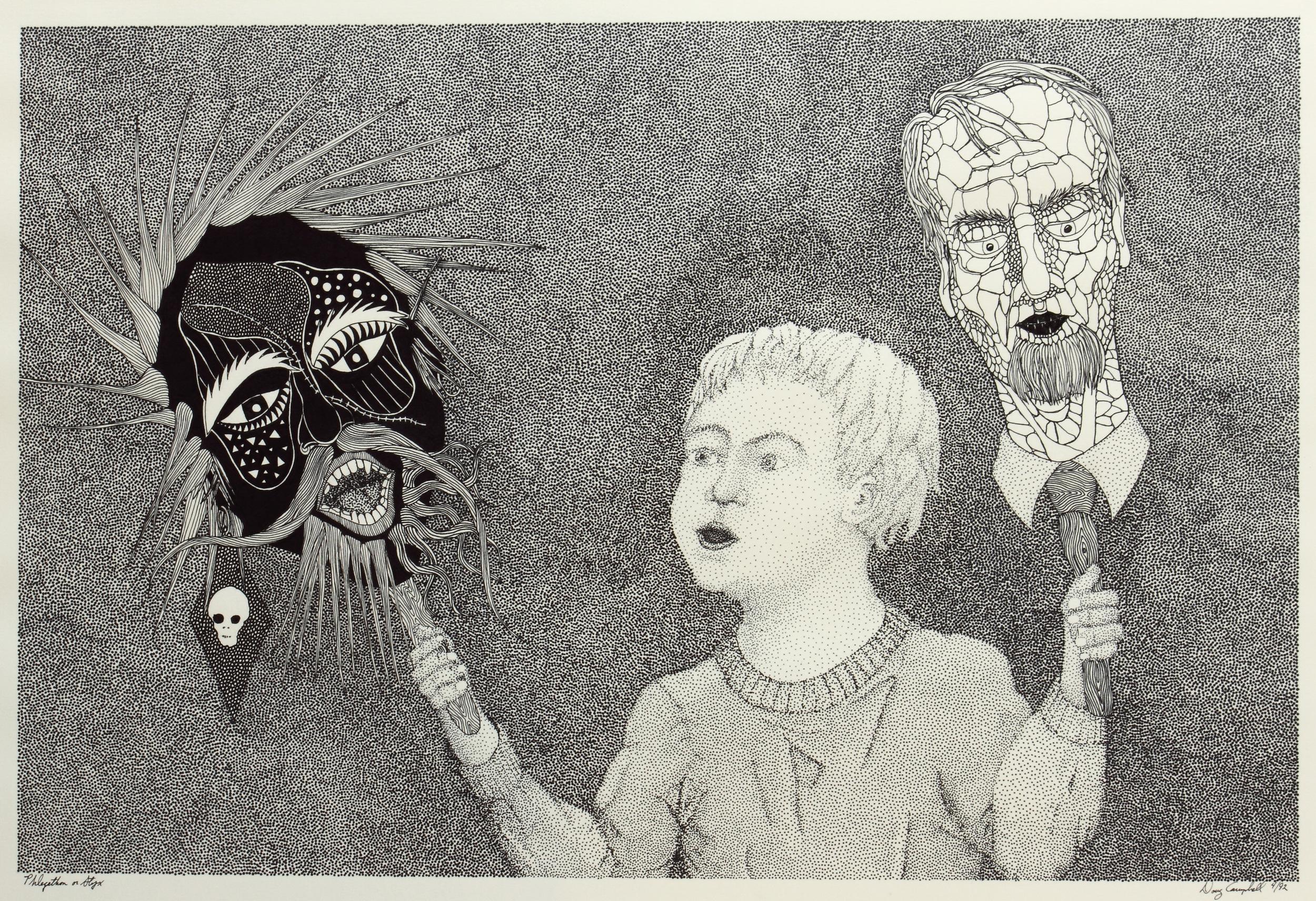Phlegethon on Styx