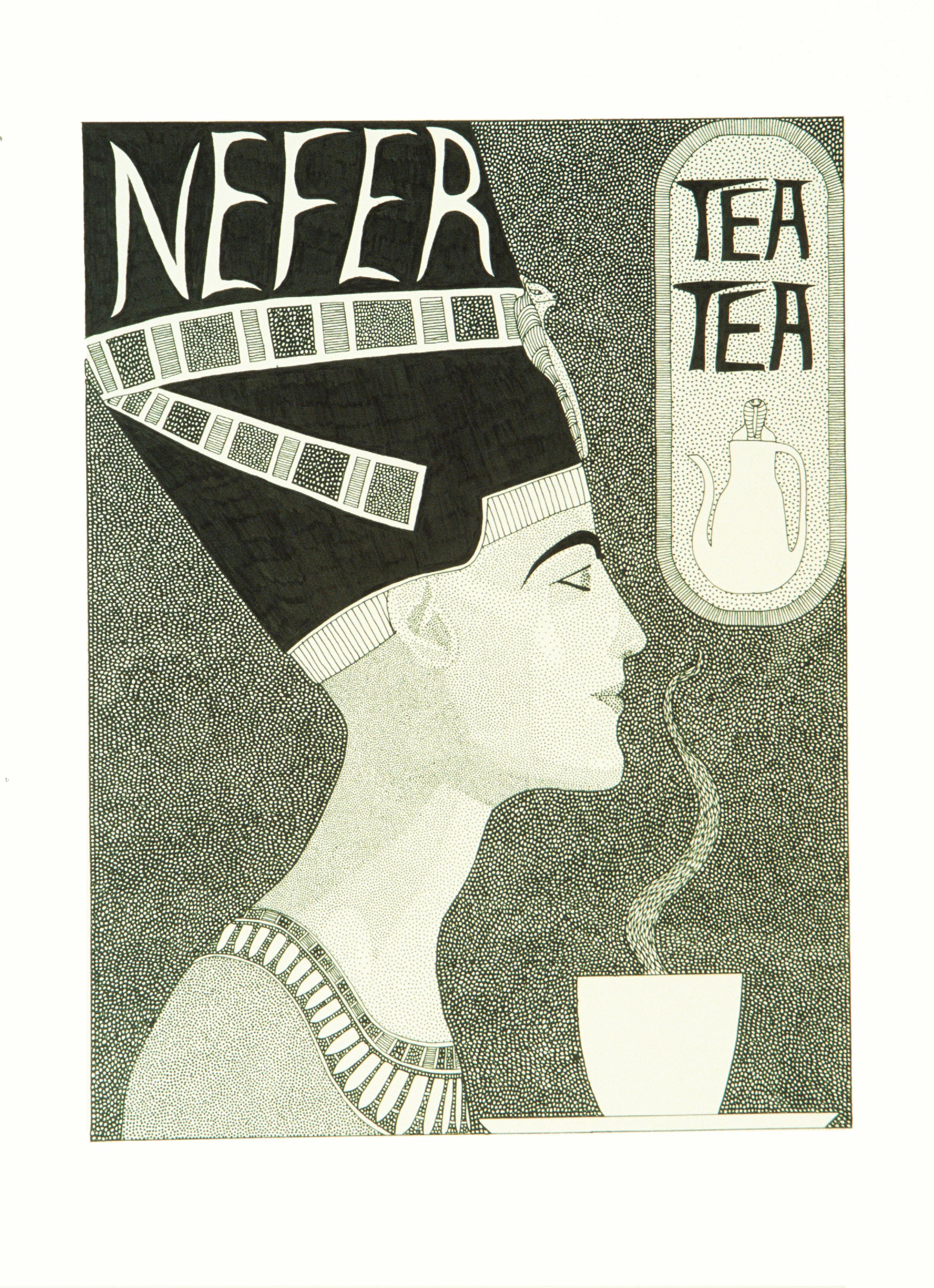 Nefer Tea Tea