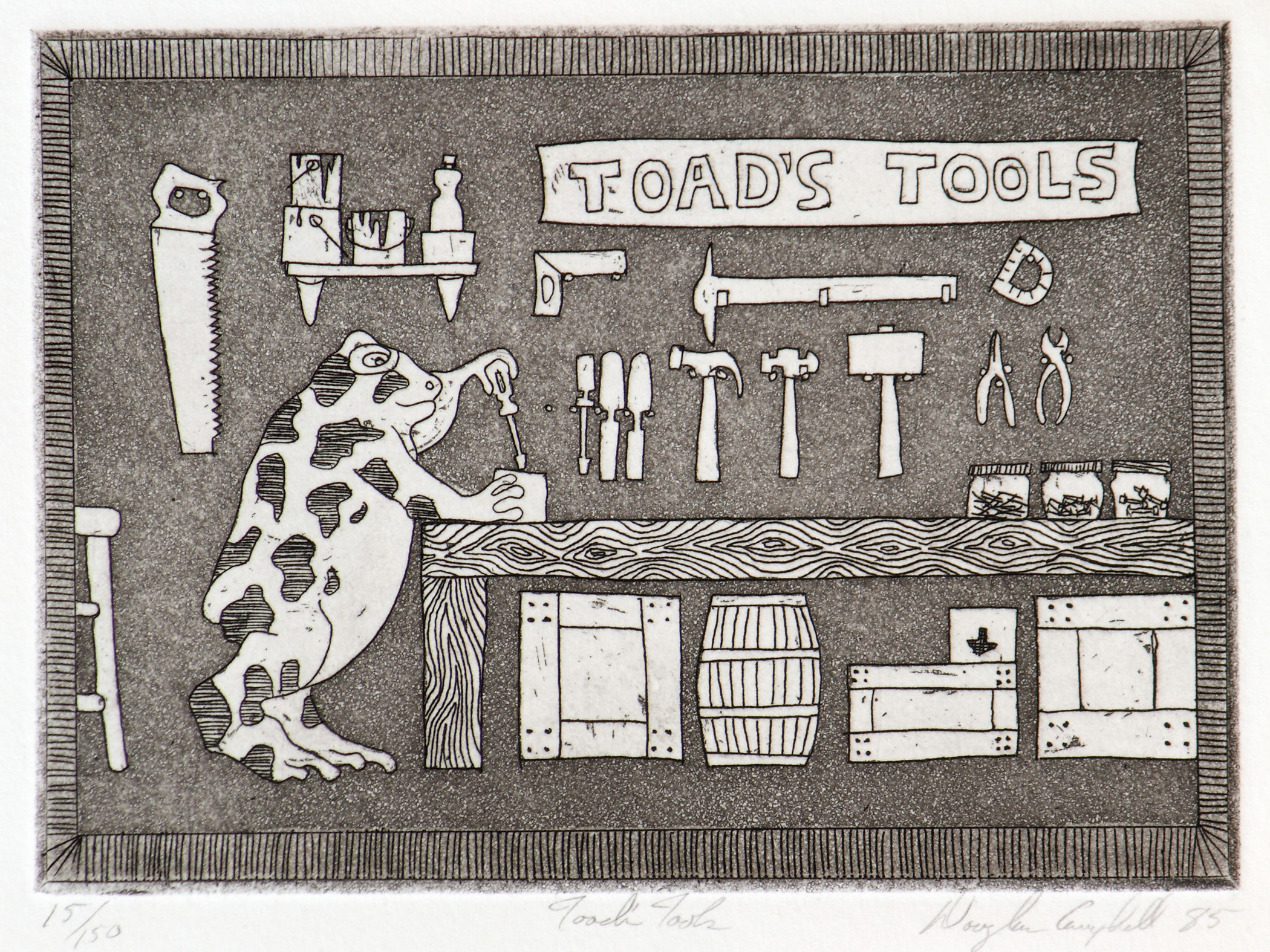 Toad's Tools