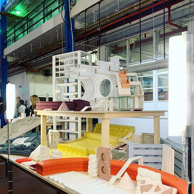 RCA - School of architecture show 2019  @rca.architecture @rcasu.org.uk  #architecture #show #architectureshow #student #building #design #archmodel #archstudent #architectanddesign
