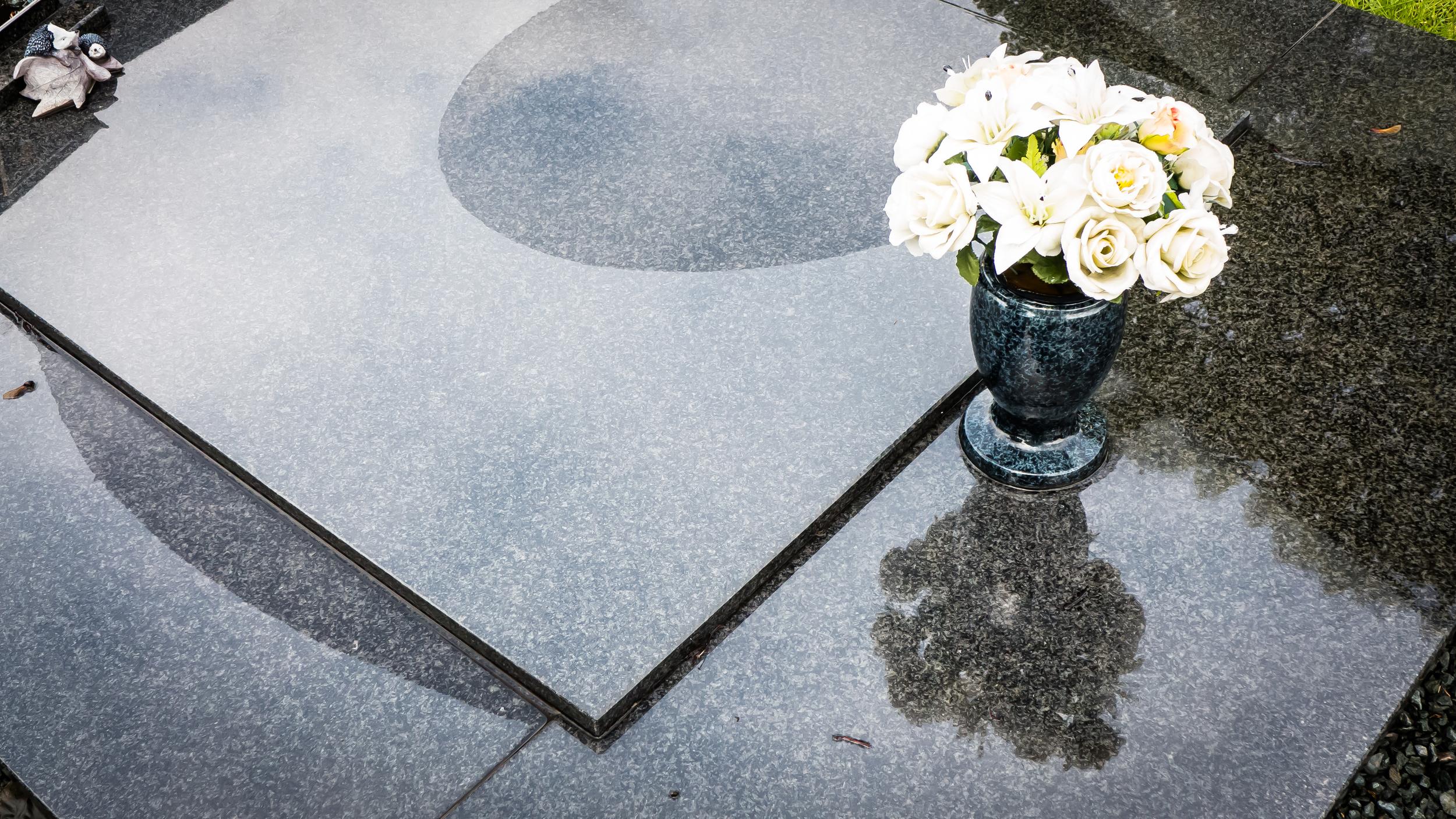 Wat maakt het kerkhof van Boom mooi - eenvoud