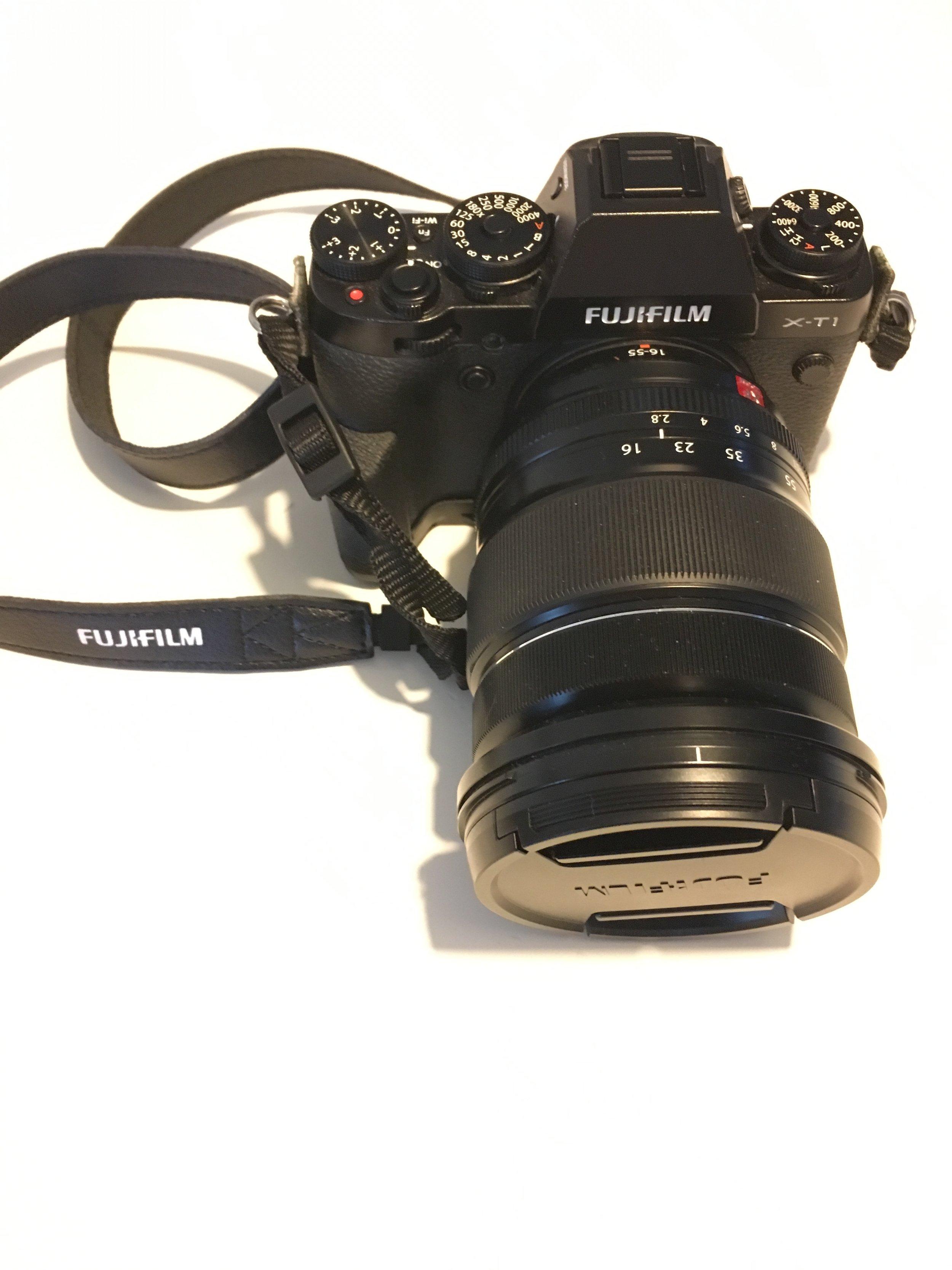 Fujifilm X-T1 - met de lichtsterke Fujinon 16-55 f2.8 WR