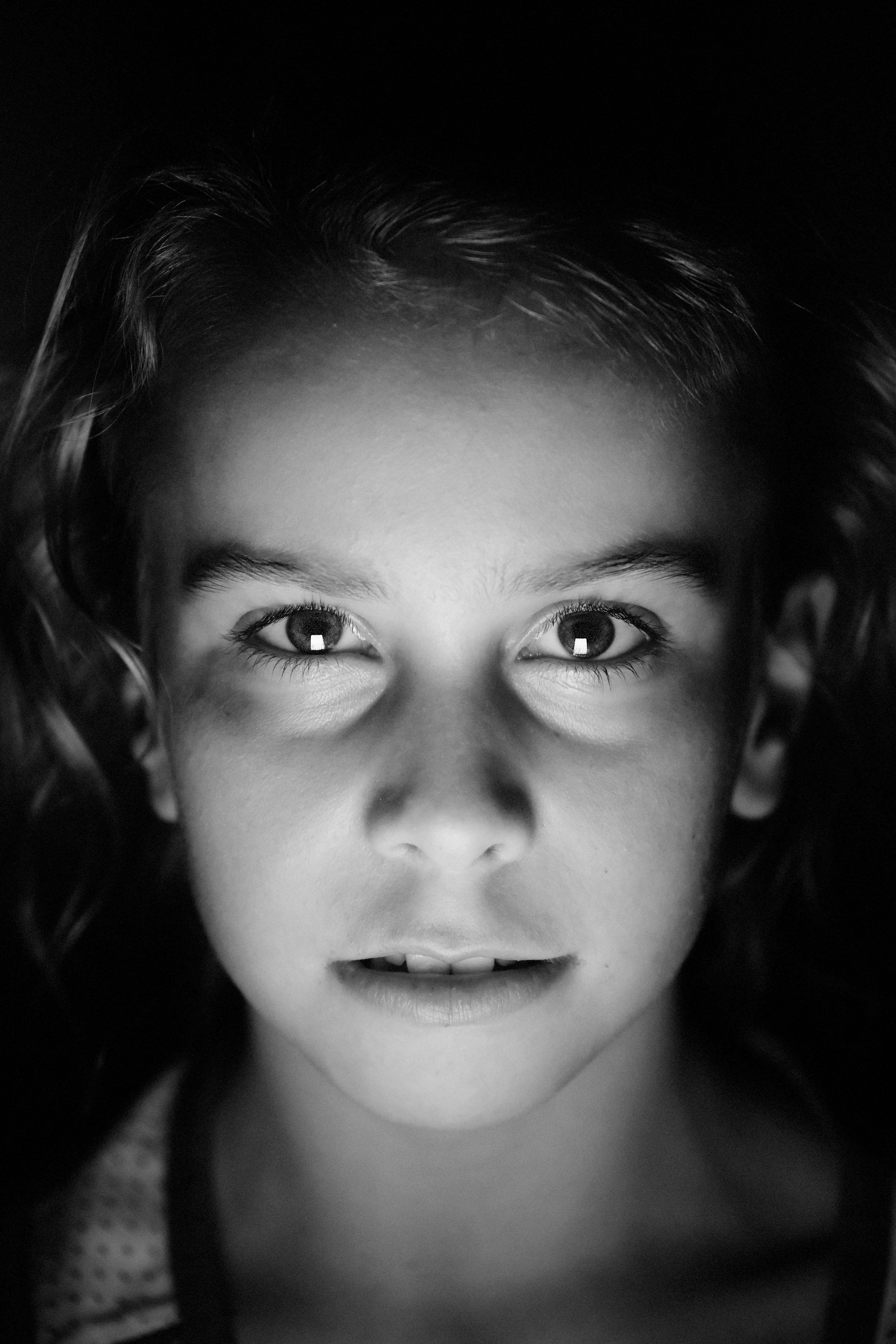 Portrait - Een mens voor een lens