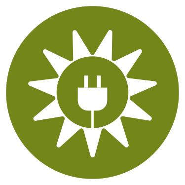 117,535 Solar-Generated Watts