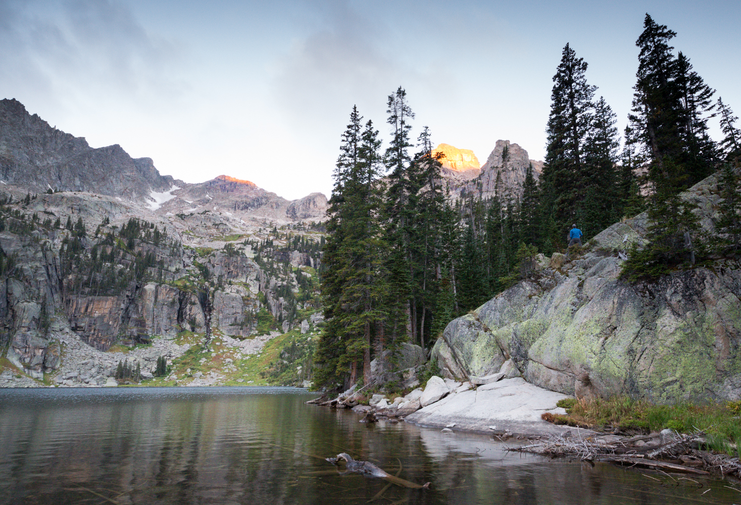the national parks girl_rocky mountain national park_colorado_lone eagle peak_crater lake_canon6d.JPG