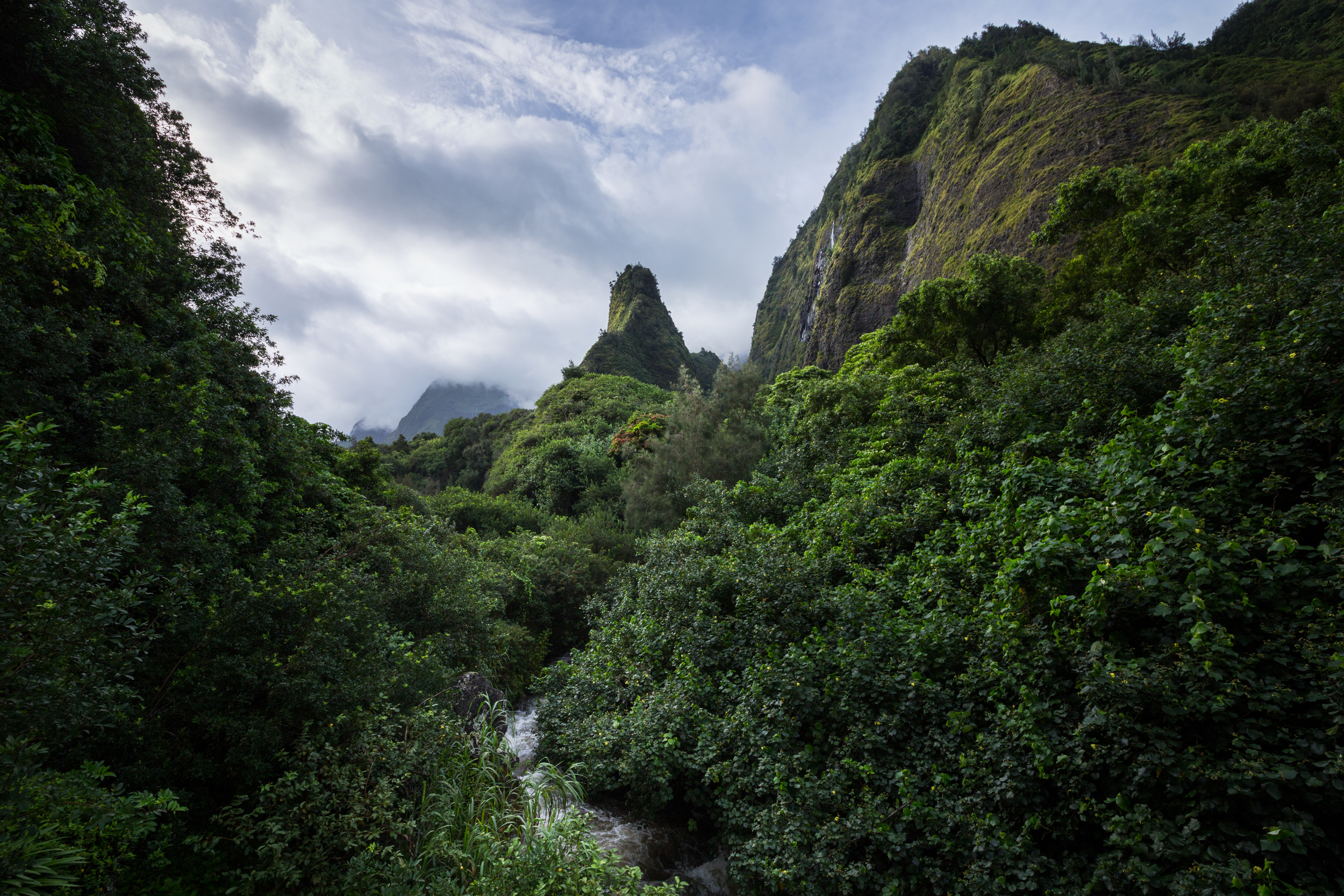 the national parks girl_maui_hawaii_canon6d_iao valley state park_long exposure_waterfall.JPG