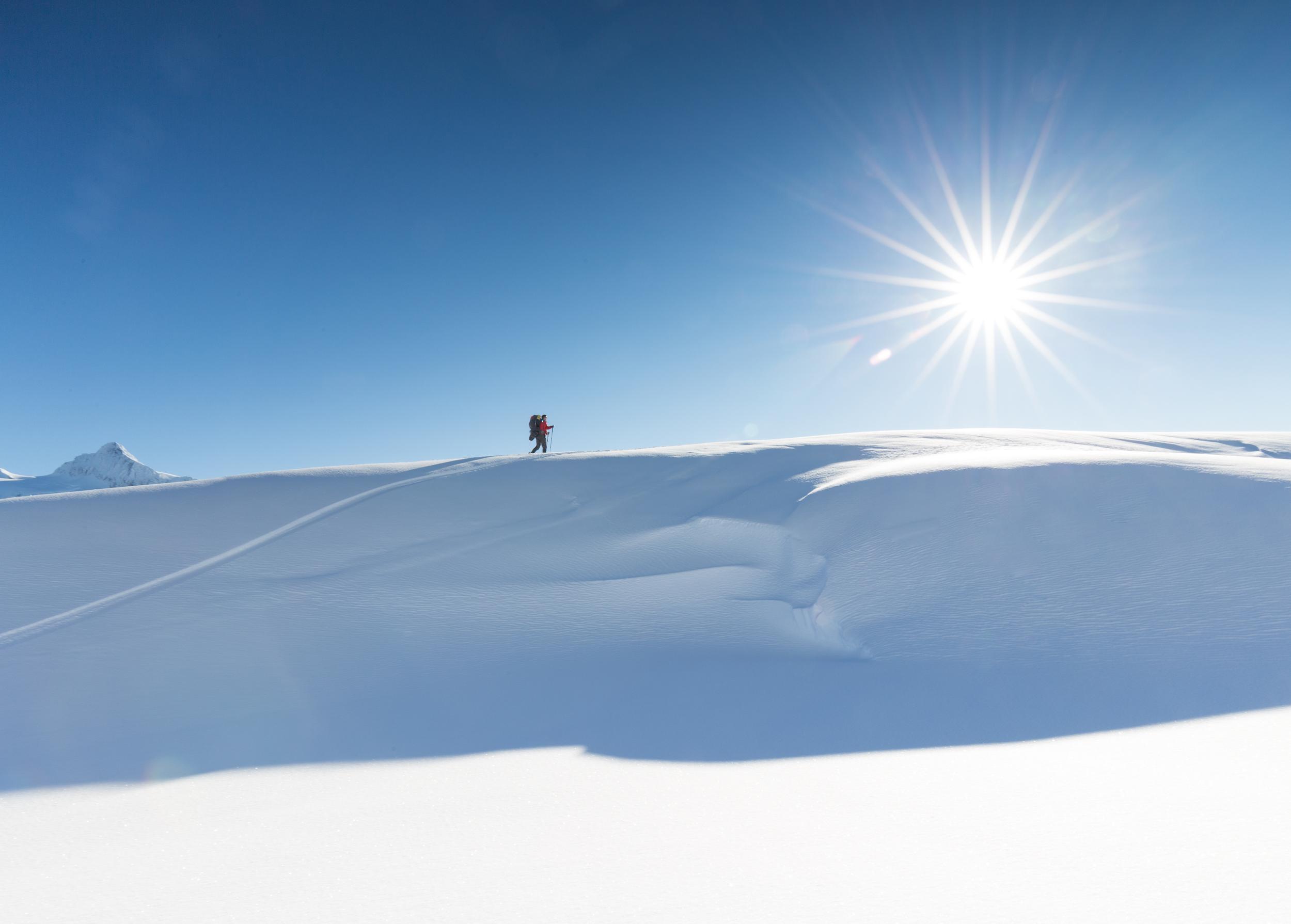 the national parks girl_mt baker_winter hike_snowshoe_north cascades_artist point_canon6d.JPG