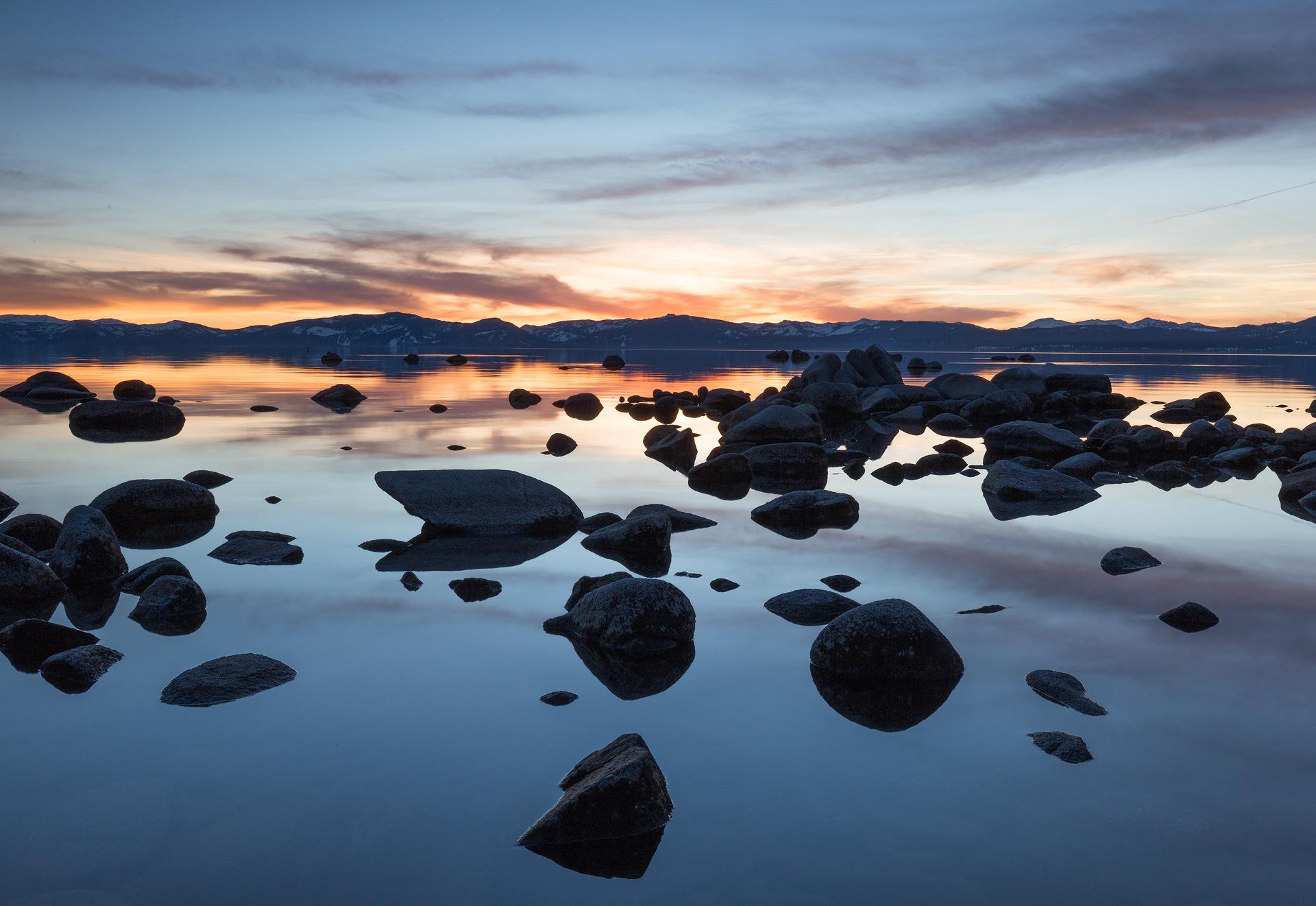 the national parks girl_lake tahoe_winter sunset_sand harbor_canon6d.jpg