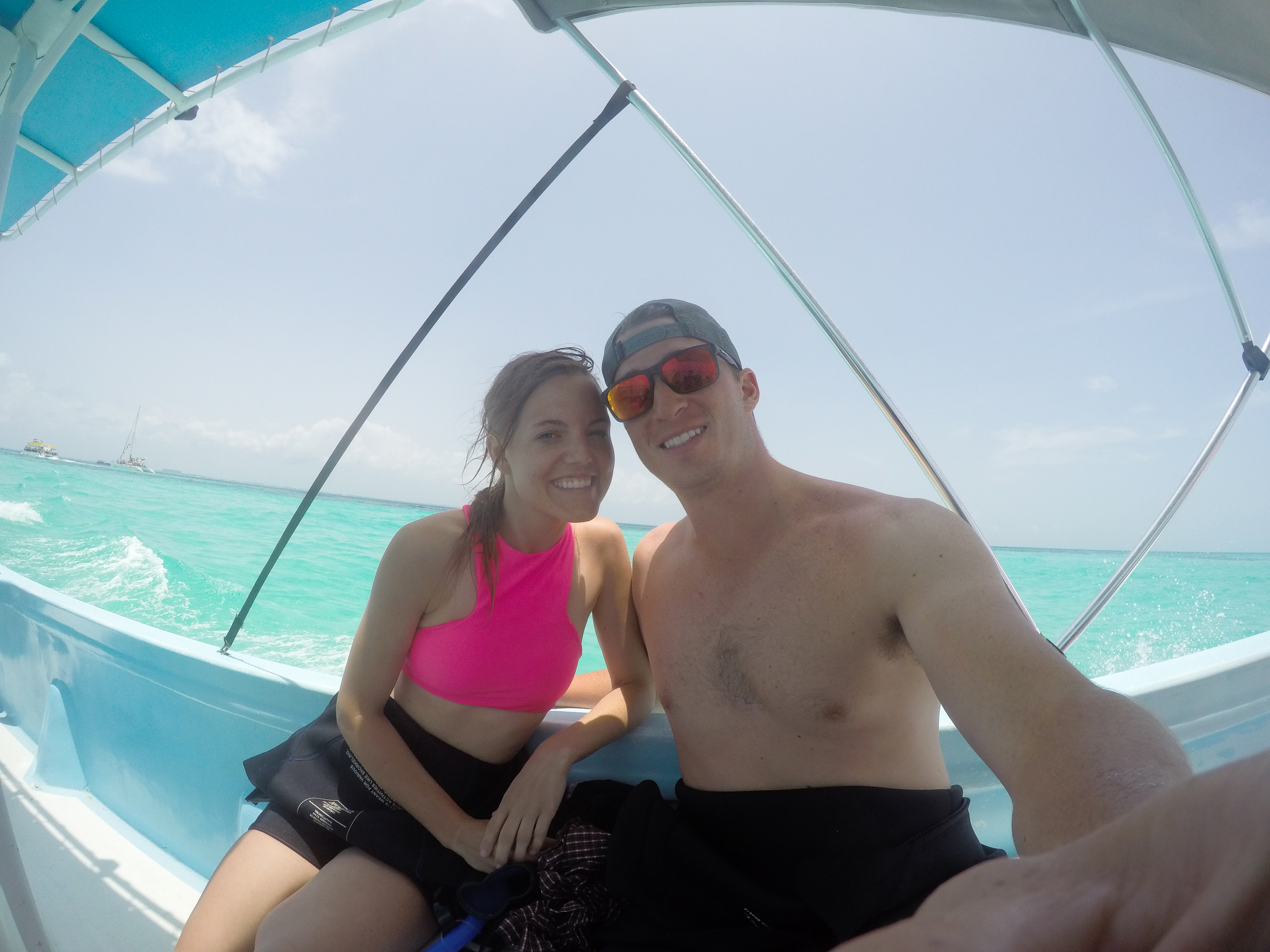 the national parks girl_swimming with whale sharks_isla mujeres_mexico_gopro.JPG