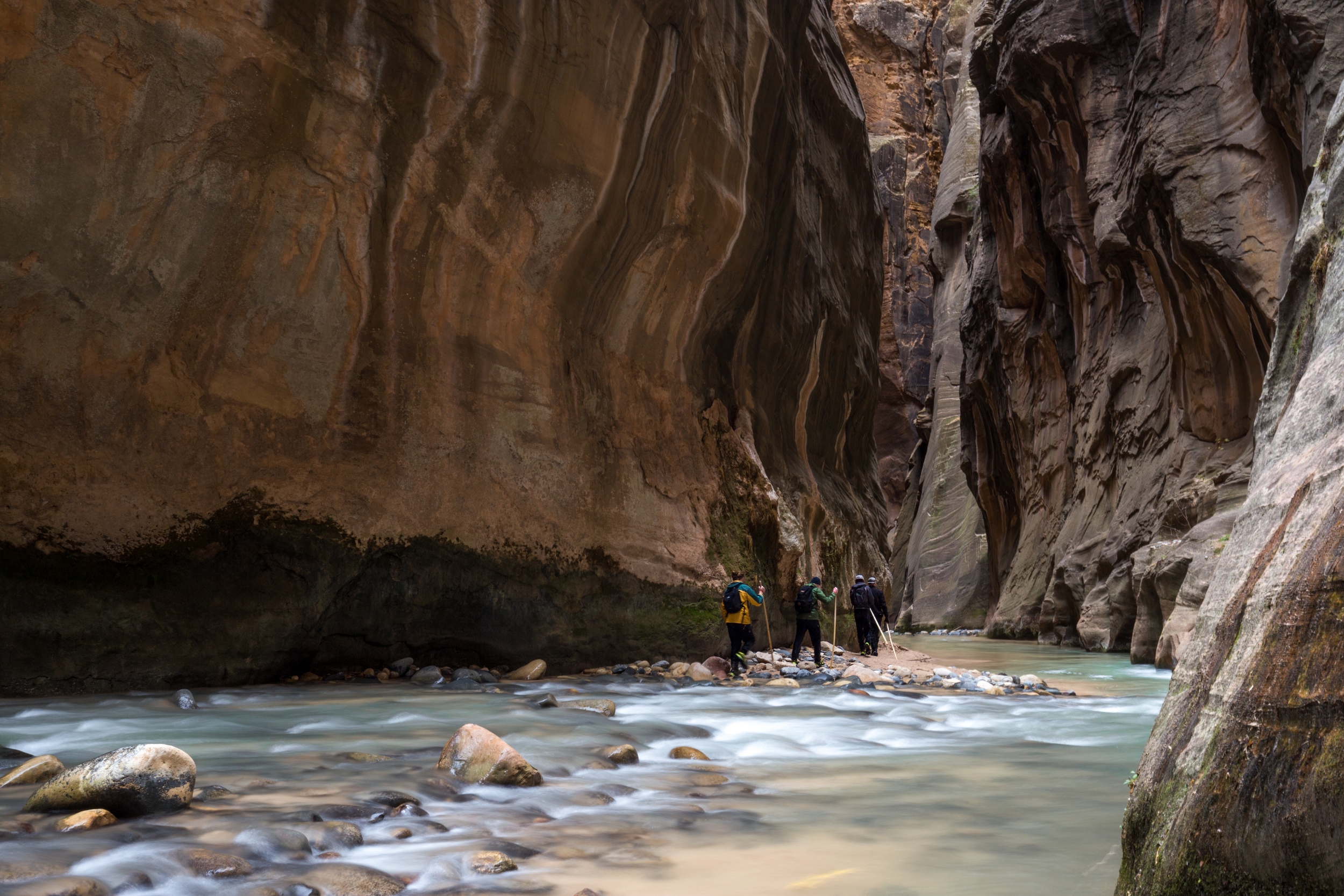 the national parks girl_zion national park_the narrows_long exposure_canon_usinterior.JPG