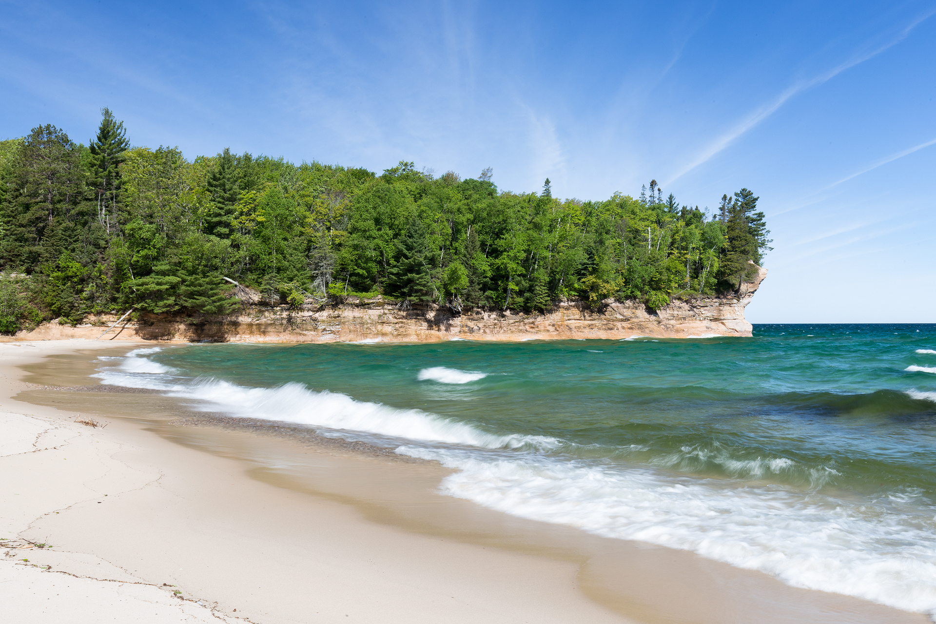 the national parks girl_pictured rocks national lakeshore_chapel loop_beaver creek_canon6d-22.jpg
