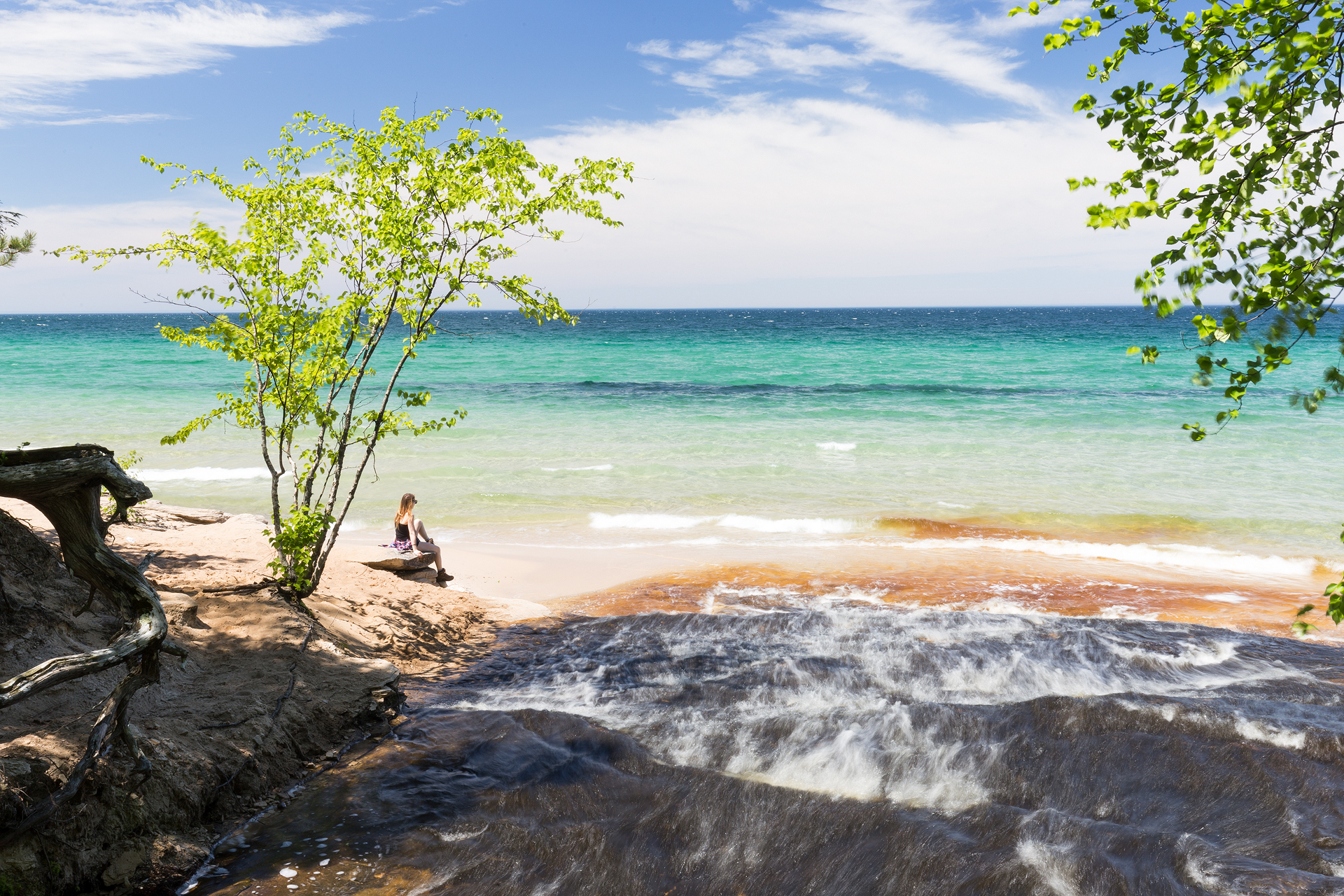 the national parks girl_pictured rocks national lakeshore_chapel loop_beaver creek_canon6d-53.jpg