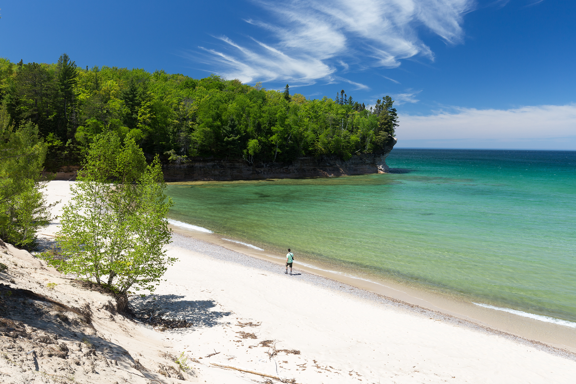 the national parks girl_pictured rocks national lakeshore_chapel loop_beaver creek_canon6d-58.jpg