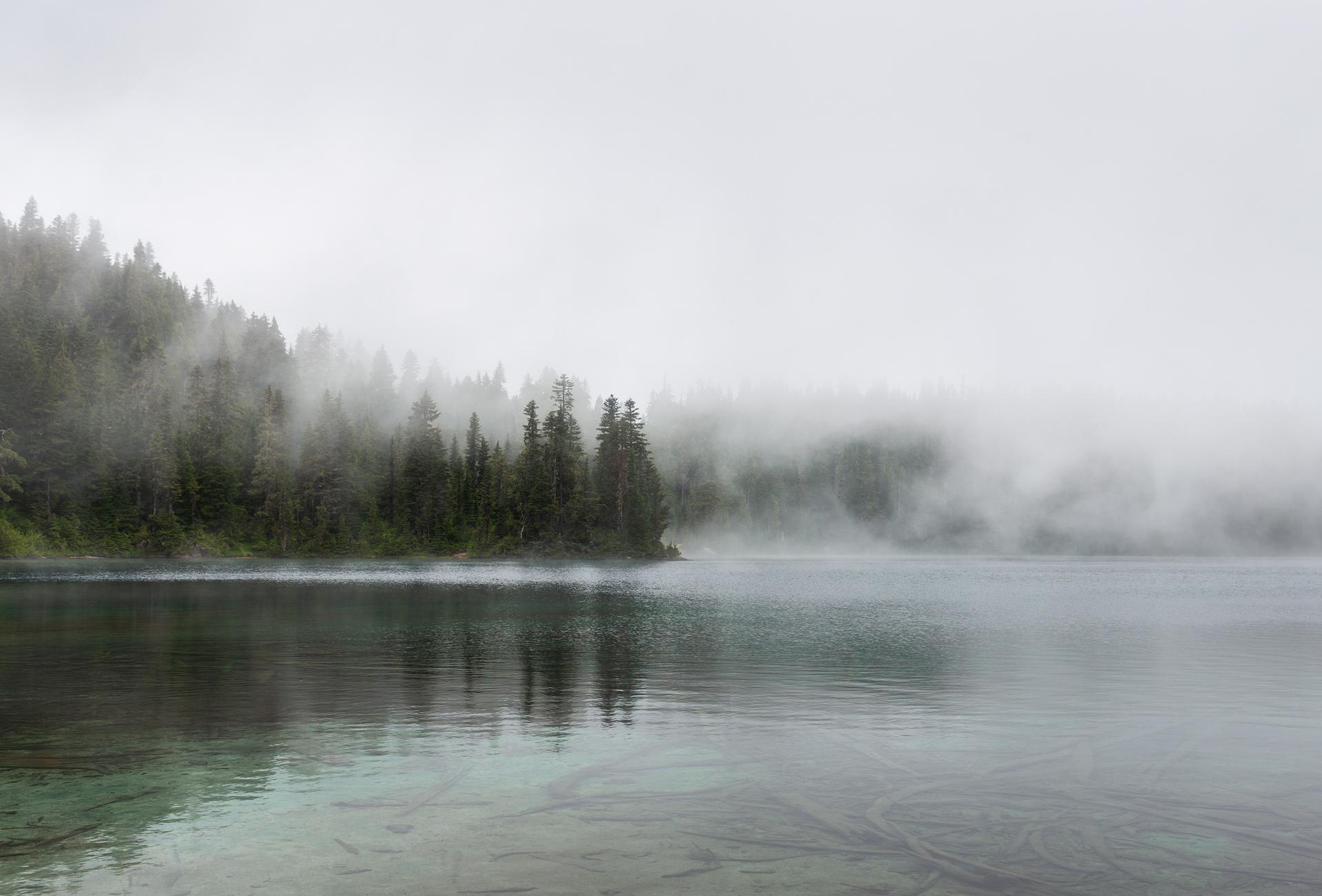 Moody Mowich Lake