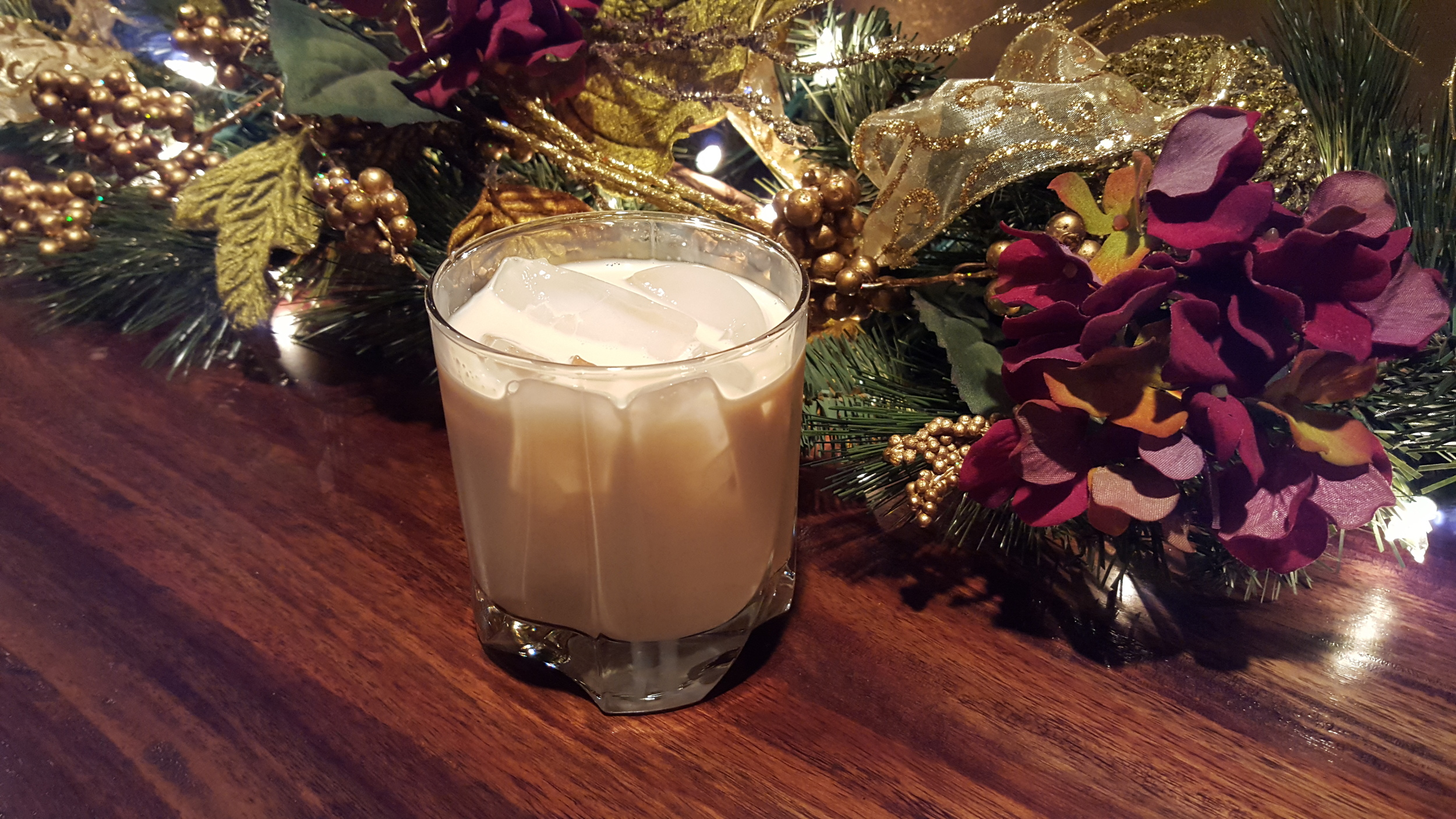 3 Oz. Irish Cream Liquore   1.5 oz. Glacial Lakes Vodka   1.5 oz Half and Half    Serve on ice