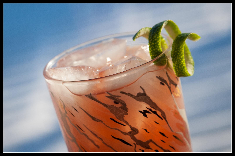 madras - 1.5 oz Glacial Lakes Vodka 3 oz Cranberry juice1 oz Orange juicePour ingredients over ice in glass, stir