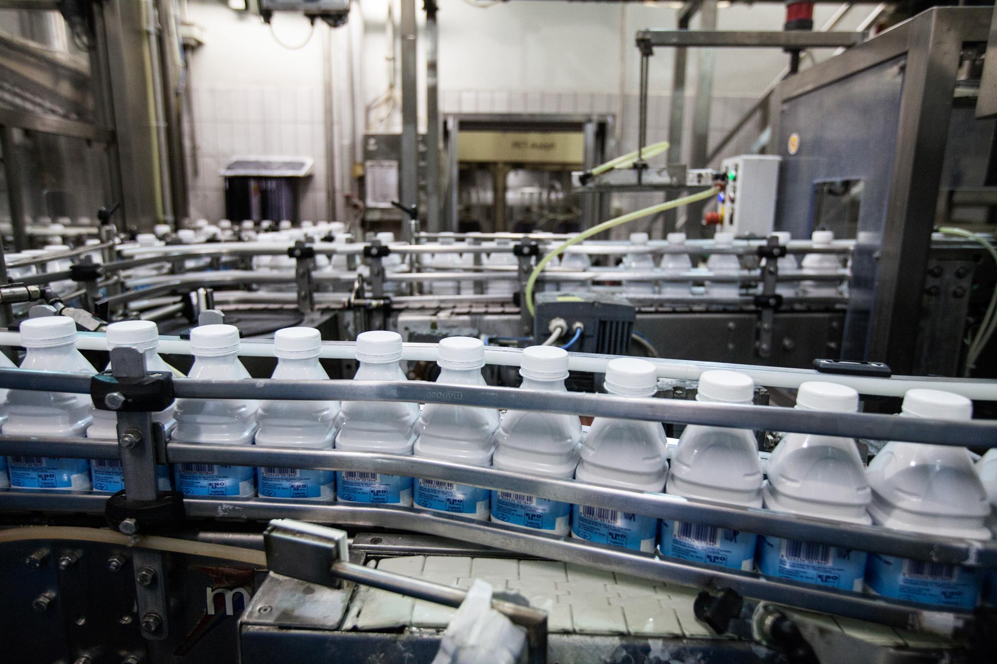 Nella zona del sito Caffaro per decenni, avevano operato una ventina di aziende agricole producendo latte e carne per il macello comunale e per la centrale del latte di Brescia. Brescia / Italia. Ottobre 2013