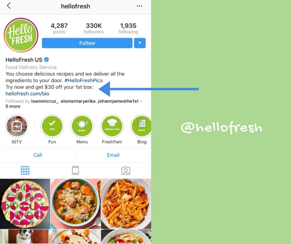 How To Write An Engaging Business Instagram Bio _hellofresh.jpg