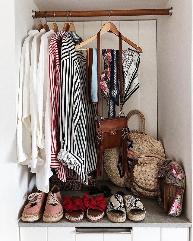 Summer essentials: espadrilles & linen! ❤️