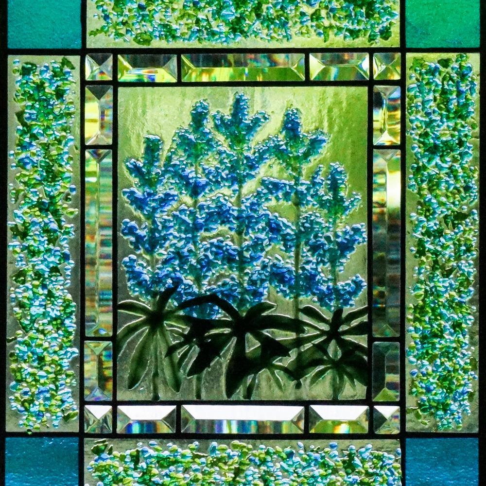 Fused Small Botanicals -