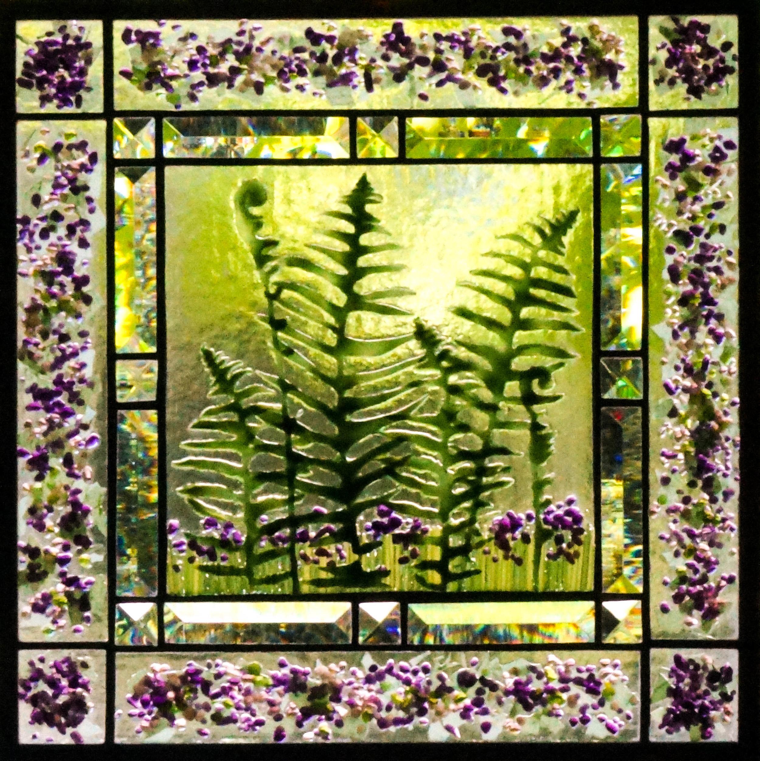 Ferns with wine-tone confetti border.jpg