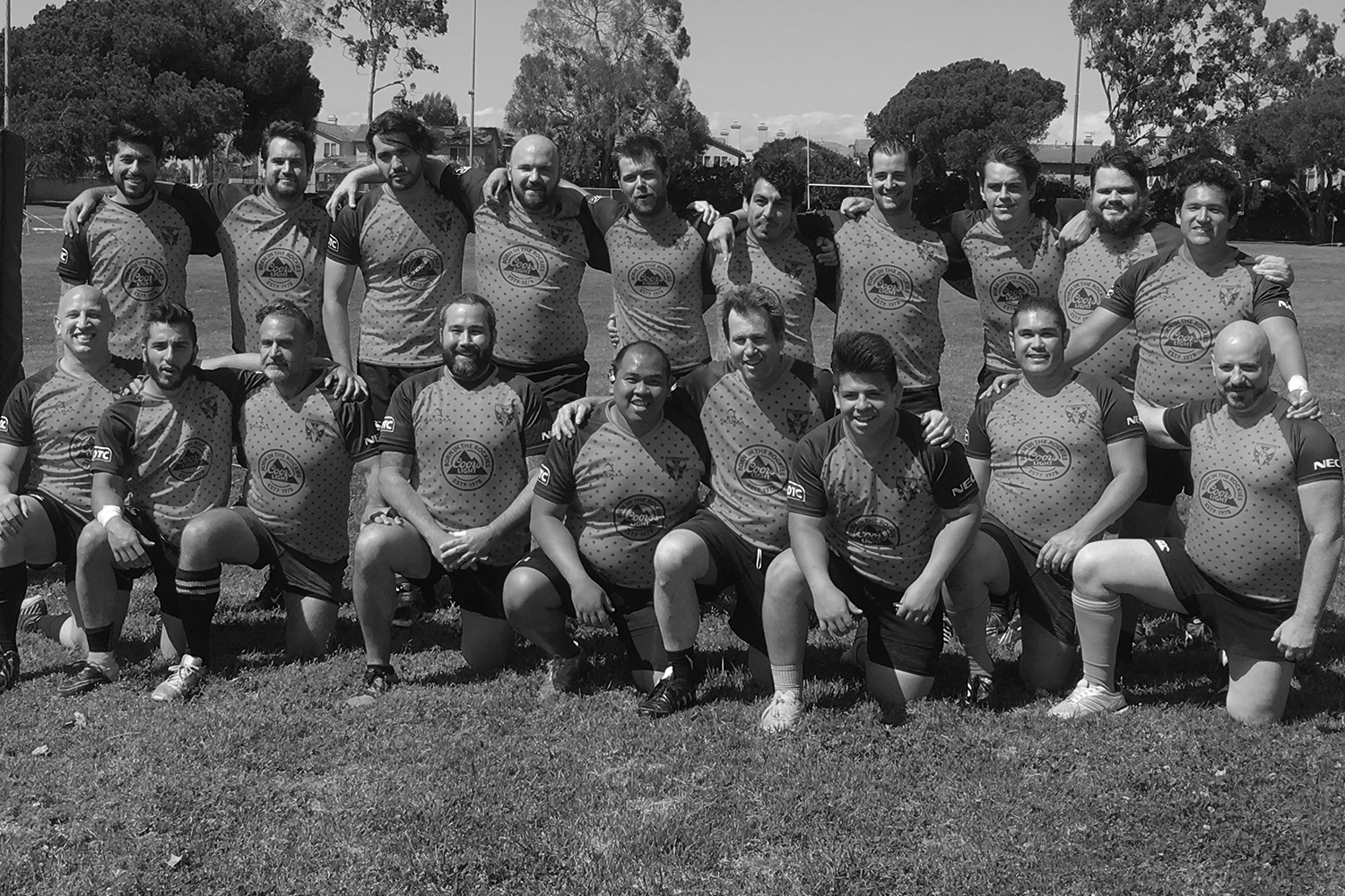 Be A Rebel.   L.A.'s premier inclusive rugby club   Join the Team Today!