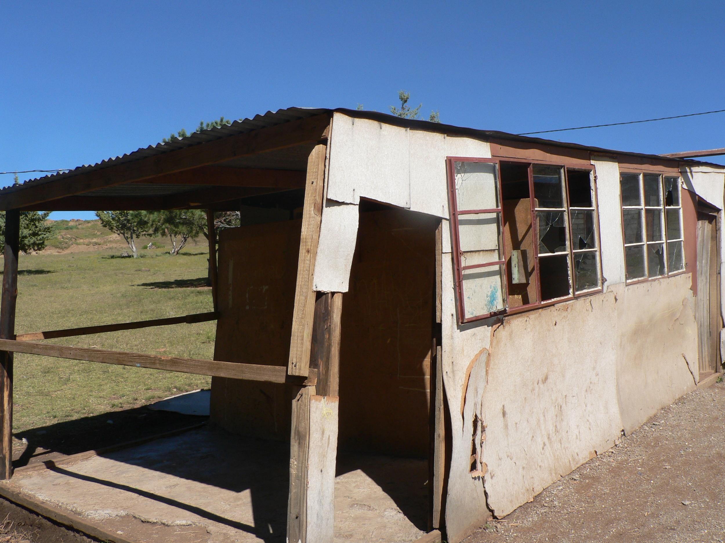 Original classroom